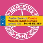 NIEUW! Mercedes Comand Audio 50 Aps cd dvd 20