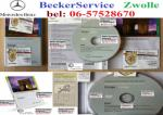 Mercedes Comand APS, NTG1, NTG2, NTG4,  DVD 2