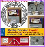 Mercedes Comand Audio 50 Aps cd dvd 2016